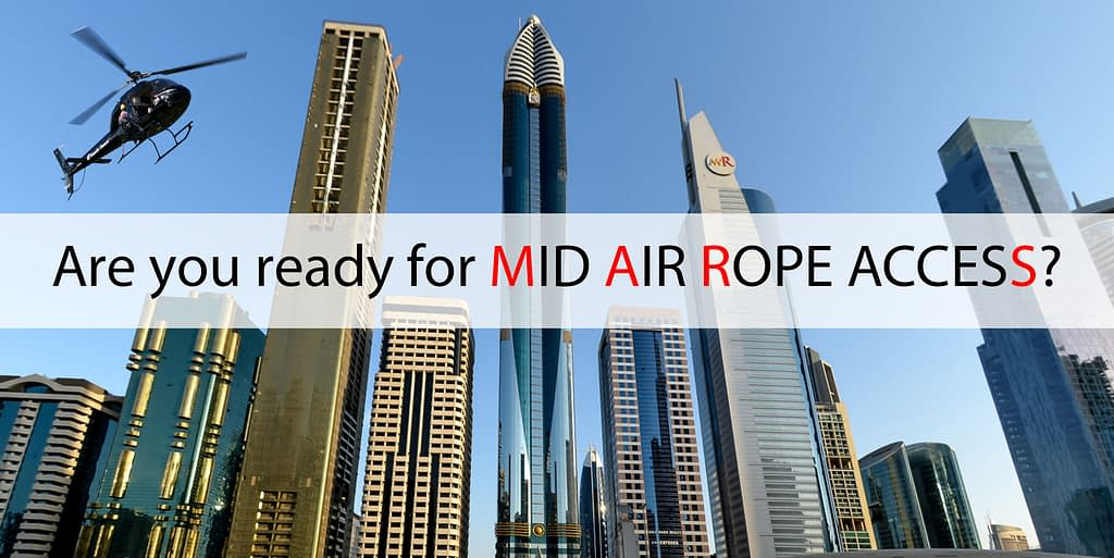 Are your ready for Mid Air Rescue