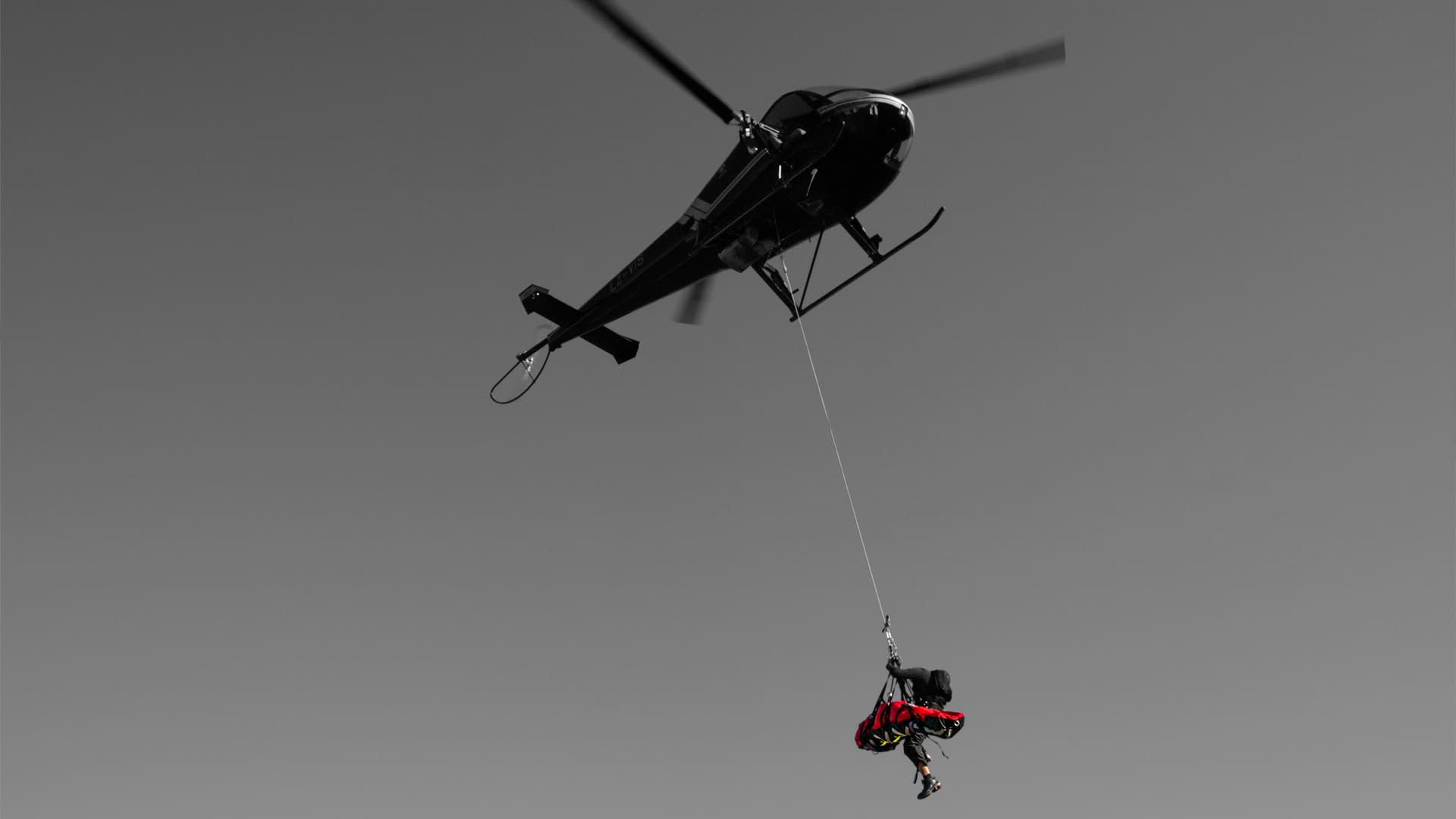 Advanced Rescue and Rope Access