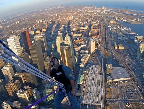 ROPE ACCESS IN TORONTO